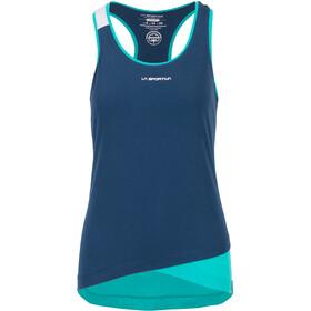 La Sportiva Paige Sleeveless Shirt Women blue/turquoise